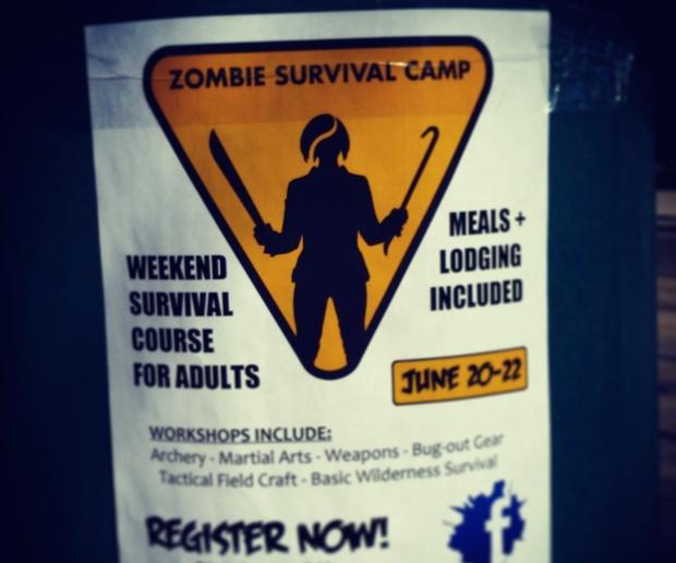 Not the zombie apocalypse