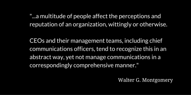 Montgomery, Organizational Communication