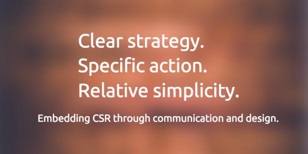A simpler CSR
